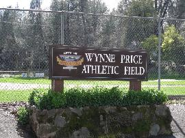 Wynne Price sign
